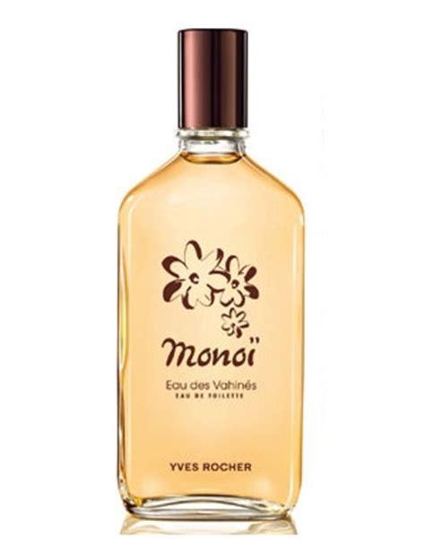 monoi eau des vahines yves rocher perfume a fragrance for 2012