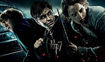 Harry Potter And The Deathly Hallows Part 1 4k Uhd ...