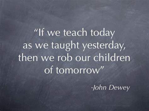 John Dewey Quotes Quotesgram