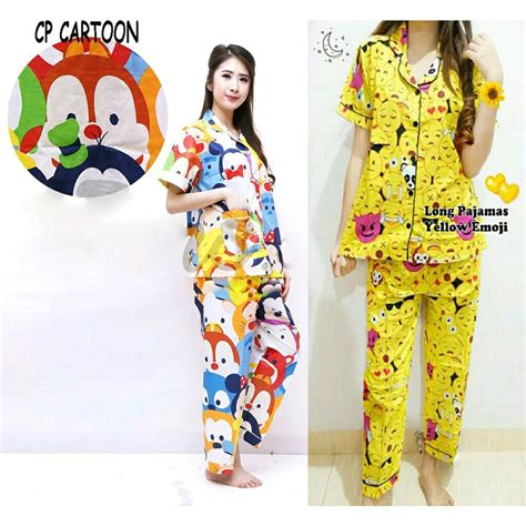 Baju Tidur 3 4 Monkey jual baju tidur piyama baju tidur murah baju tidur cp