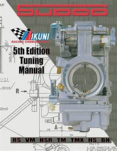 Mikuni Carb Replacement Parts
