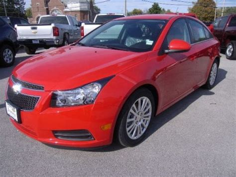 Purchase New 2014 Chevrolet Cruze Eco In 152 N Main St