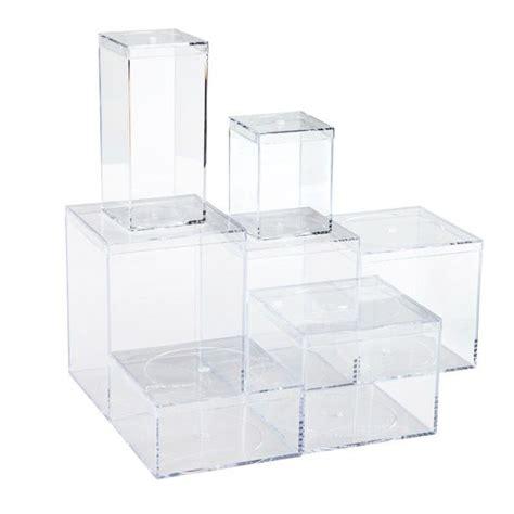 amac boxes clear flush lid amac boxes home inspiration decorative