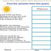Superb Adverbs story