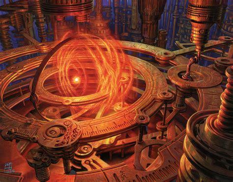 New Magic: The Gathering Sol Ring Sketch & Art Description ...