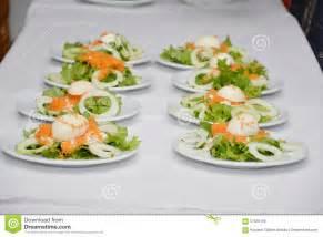 idã e repas mariage entrée de repas photo stock image 57639199