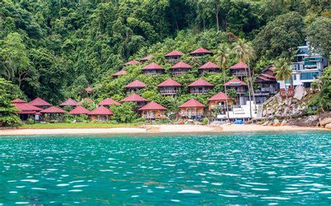 perhentian islands malaysia pasir panjang beach