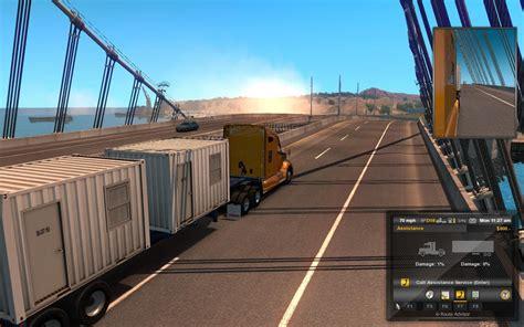 american truck simulator demo