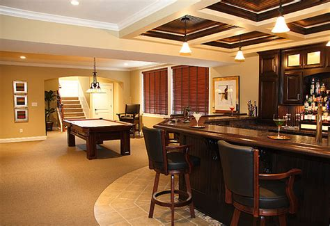basement bar design ideas