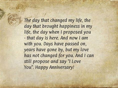 sweet anniversary letter to husband happy anniversary quotes for husband quotesgram 25003