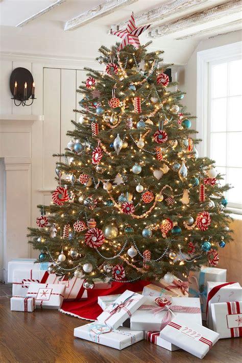 ideen wie sie ihren weihnachtsbaum schmuecken wie