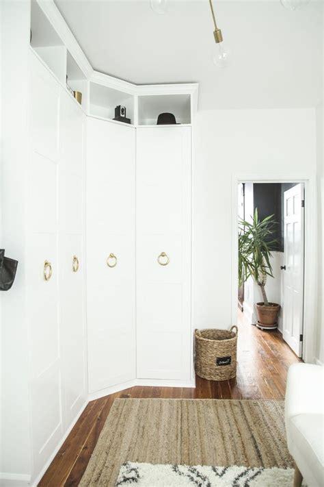 Ikea Schrank Garderobe by Pimp Ikea Garderobe Ideen Anleitung Wohnen In 2019
