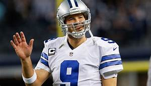 An Op-Ed By Tony Romo: I Look Forward To The Many Injuries ...