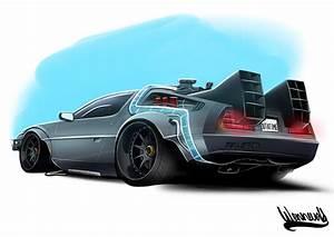 Pin on DeLorean