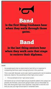 Marching Band D... Music Senior Quotes