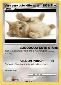 Very Cute Kitten Pokemon