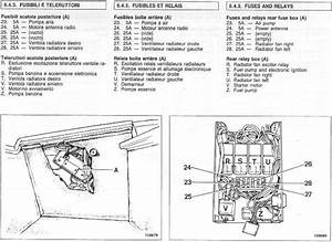 Countach Fuel Pump Relays