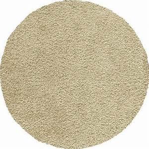 Tapis Rond Beige : tapis rond cm shaggy coloris beige vente de tapis conforama ~ Teatrodelosmanantiales.com Idées de Décoration