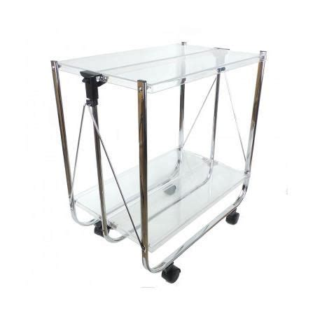 table roulante cuisine table roulante pliante transparente achat vente