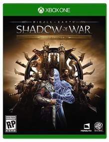 ring gold middle earth shadow of war figurează pe target