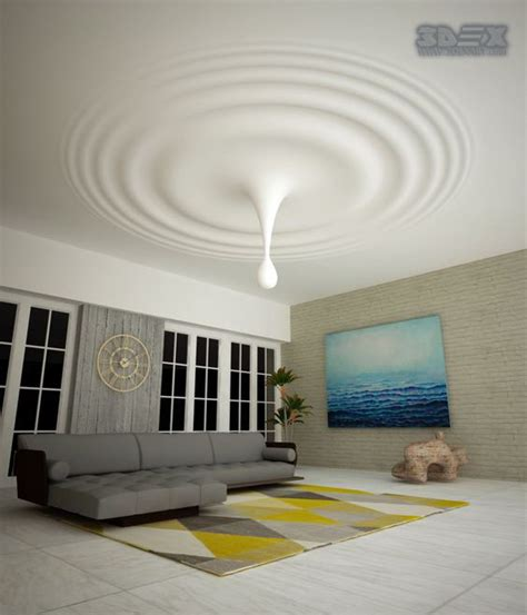 Design Ideas For Kitchens - 25 gypsum board design ideas to do in your home