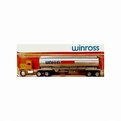 Winross Tanker Truck Tractor Union Clearance
