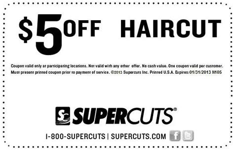great haircut specials smart style hair cut coupons great haircut coupons 4376