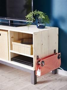 Kabel Verstecken Ikea : kabel verstecken weg mit dem elektrosalat ~ Frokenaadalensverden.com Haus und Dekorationen