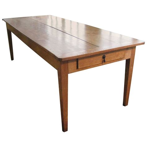table and l in one farmhouse table for sale at 1stdibs