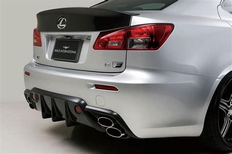 Lexus Is F Wald Sports Line Black Bison Edition Body Kit
