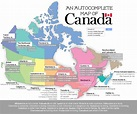 An Autocomplete Map of Canada   IMAGE DESCRIPTION A map of ...