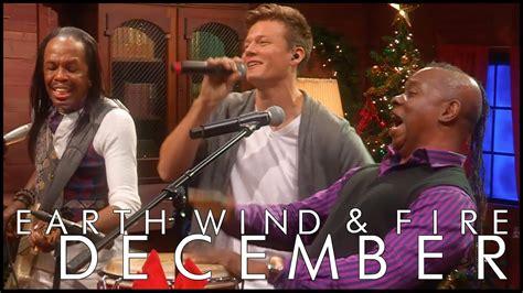 """December (September)"" Earth, Wind & Fire (Feat. Tyler ..."