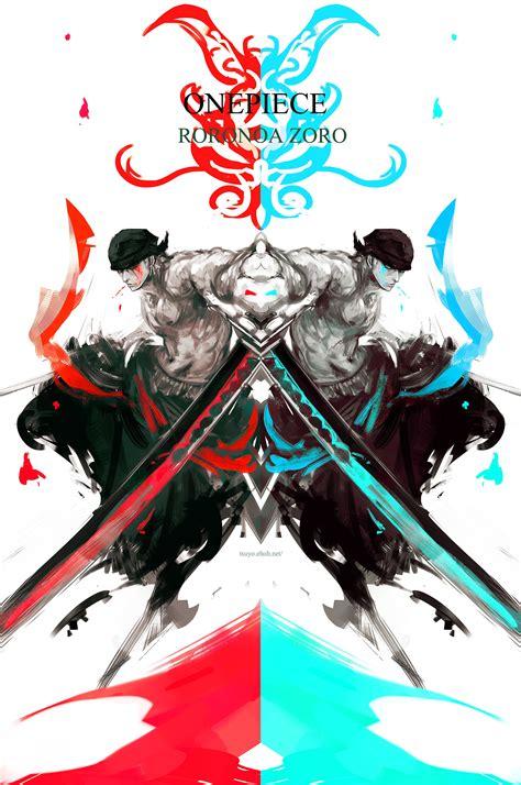 piece roronoa zoro anime wallpapers hd desktop