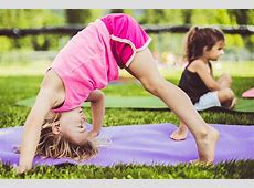 Kids Yoga on the Green The Green The Americana at Brand