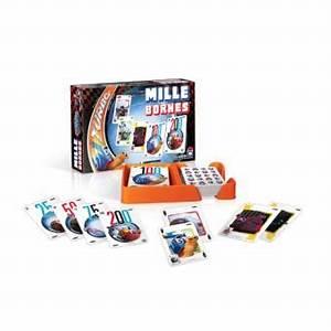 Mille Bornes En Ligne : mille bornes turbo dujardin jeu de cartes achat prix fnac ~ Maxctalentgroup.com Avis de Voitures