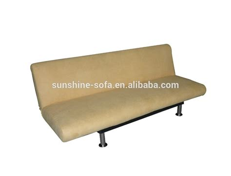 Klik Klak Sofa Bed Jakarta by Armless Fabric Klik Klak Futon Sofa Bed Furniture Buy
