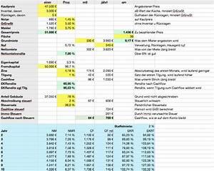 Cash Flow Berechnen : berechnung rendite wohnung ~ Themetempest.com Abrechnung