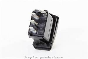 Rocker Switch Wiring 4 Pin Brilliant 3  Marine Boat