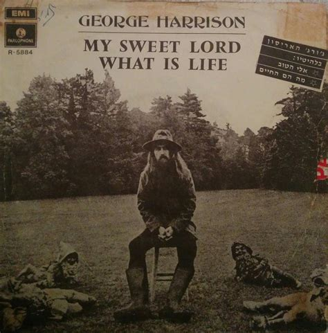 What Is Lor by George Harrison My Sweet Lord What Is Vinyl At
