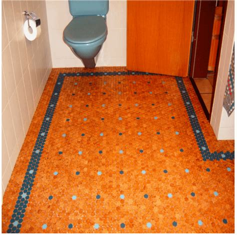 cork tile flooring cork floors 21 awesome design ideas for every room of