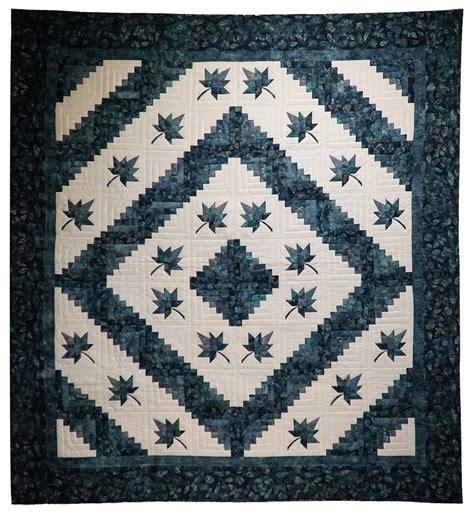 colorado star log cabin quilt  dutchcrafters amish