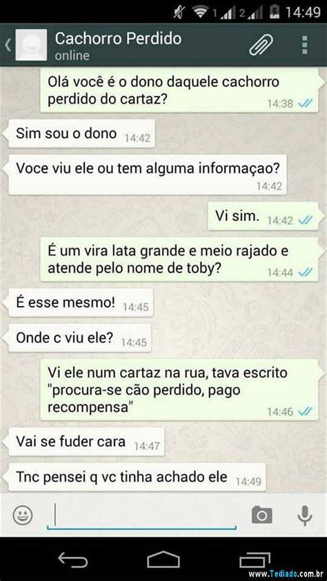 conversa de whatsapp engracadas