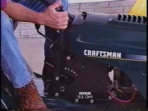 Craftsman Lawn  U0026 Garden Tractor Use And Maintenance Guide