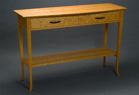 cherry wood buffet table cherry sideboard by david kellum wood console table