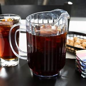 48oz, Single, Spout, Plastic, Water, Pitcher, In, Water, Pitchers, From, Simplex, Trading