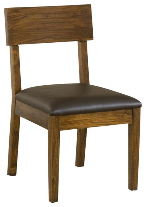 modus furniture alba solid wood dining chair with recycled