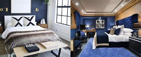 Extraordinary Blue Room Ideas 29 Top Best Navy Bedroom ...