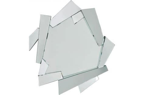 miroir argent 233 verre wales miroir rond et ovale pas cher