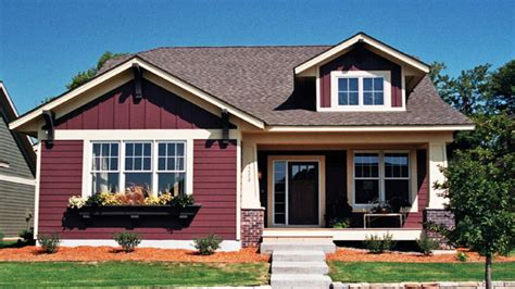 Craftsman Style Bungalow House Plans Craftsman Style