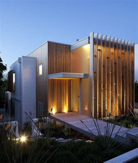 Fassade Modern by 40 Modern Entrances Designed To Impress Architecture Beast
